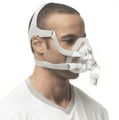 Μάσκες Στοματορινικές Cpap - Bipap (Full Face)